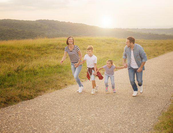 photo vacances en famille